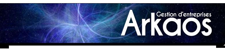 Arkaos - références